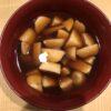 【レシピ】里芋の煮っころがし