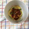 【簡単レシピ】マグカップで作る卵料理
